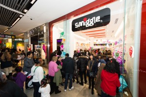 Fun Australian stationery brand, Smiggle, plans 250-store chain and launches new back to school range