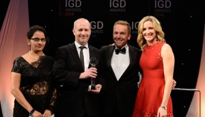 Mindtree award recognises innovation in e-commerce in partnership with IGD
