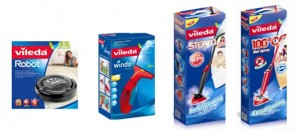 Cleaning specialist, Vileda, launches into electricals market