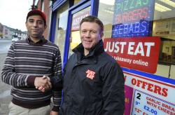 Online takeaway platform, JUST EAT, delivers 100 millionth UK order