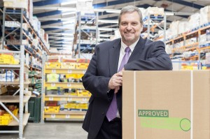Online discount food and drink retailer, Approved Food, expands into new 60,000sq ft warehouse facility