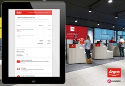 Argos becomes UK's largest retailer to offer customers digital receipts
