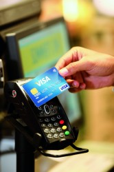Cash is a ghost of Christmas past, Visa Black Friday spending figures reveal