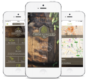 Pub chain and ale specialist, Nicholson's, partners with Eagle Eye to launch digital loyalty card