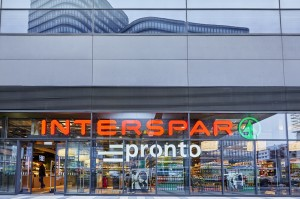 Spar Opens Two Interspar Stores Open In New Vienna Central Station