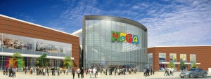 Fresh look planned for Khimki MEGA mall