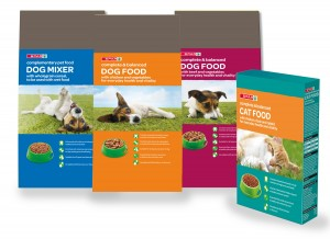 Spar relaunches own label pet food range