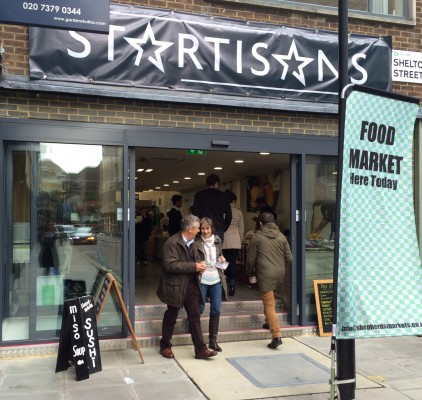 partridges store in london