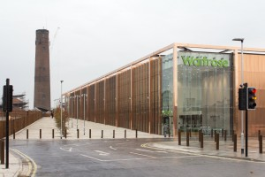Flagship Waitrose store created by Barr Construction opens in Chester