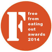Hertfordshire pub restaurant wins first nationwide FreeFrom Eating Out Award