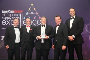 KNAPP and John Lewis scoop two trophies in European Supply Chain Excellence Awards