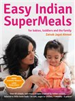 Demand for Easy Indian SuperMeals book for babies and toddlers rockets