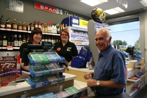 Spar: customer service boost