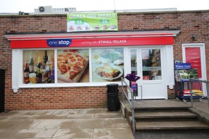 New look Etwall store