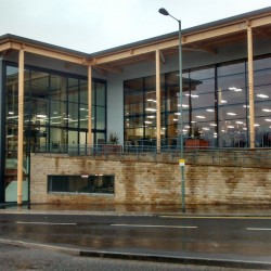 Barr Construction completes Sainsbury's superstore for Sheffield