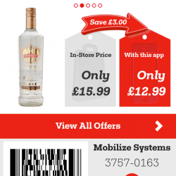 Bargain Booze launches app-based loyalty scheme with Mobilize
