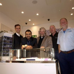 Swarovski crystal jewellery outlet opens at Bridges Shopping Centre following fast track fit out