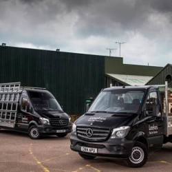 DIY and homewares retailer, Leekes, commissions 26 Mercedes-Benz Sprinters