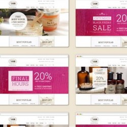 Luxury bath and body brand Sabon boosts e-commerce holiday sales by 35% with new personalisation solution