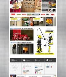 Cdiscount launches a DIY specialty website, moncornerbrico.com