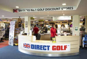 Direct Golf: record results