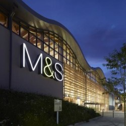 "Marks & Spencer reports ""difficult quarter"" in general merchandise but ""very good Christmas"" in food"