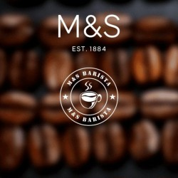 M&S cafes go digital with new mobile coffee stamp card from Eagle Eye