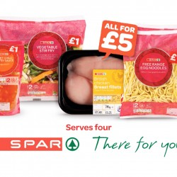Spar UK reports 5% rise in company-owned store sales in key Christmas week