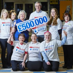 The Midcounties Co-operative raises £550,000 for Teenage Cancer Trust