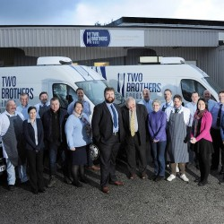 New wholesale food service, Two Brothers Foods, launches in the South West