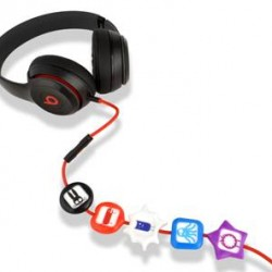 Central Line Tube eureka moment inspires headphone product on show at Spring Fair