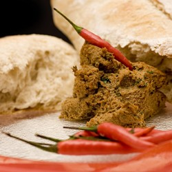 Patchwork Pâté to celebrate Saint David's Day with a range of favourite pâtés