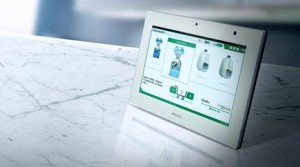 New tablet for smart online grocery ordering