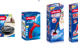 Vileda secures national listings for new electrical cleaning products