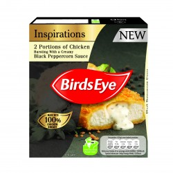 Birds Eye Inspirations named best-selling FMCG product launch in 2014 by Kantar Worldpanel