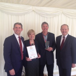 Hunters of Helmsley named Britain's Best Small Shop