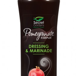 Pomegranate Essence Dressing and Marinade to be stocked by Whole Foods UK