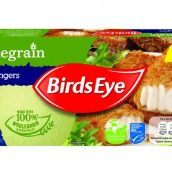 Birds Eye introduces Wholegrain Fish Fingers to range