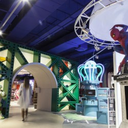 Hamleys opens Europe's largest toy store in Moscow and aims to re-define retail space
