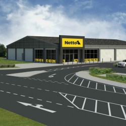 Sainsbury's and Dansk Supermarked to open standalone Netto foodstore in Hull