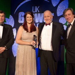 Huntapac Produce named Vegetable Grower of the Year at the UK Grower Awards 2015