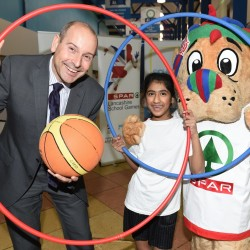 Spar Lancashire School Games launches for 2015