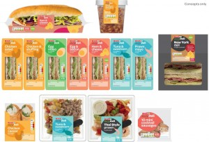 Spar branded products will be rolled into the new range