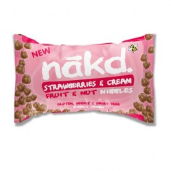 Natural Balance Foods enters impulse snacking market with launch of Nākd Nibbles