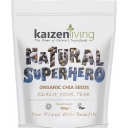 Organic superfoods company, Kaizen Living, launches in the UK