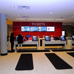 AMC Theatres enhances customer experience with Pyramid all-in-one polytouch kiosks