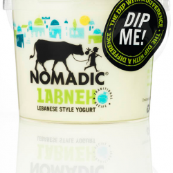 Lebanse-style savoury yogurt, NOMADIC, launches in Tesco stores