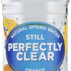 Perfectly Clear adds new orange flavour to its range
