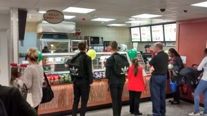 New Subway concession at Burton Latimer store