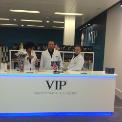 Vaping brand VIP to open 'blending boutique' in Altrincham
